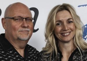 Andrea Waltz and Richard Fenton