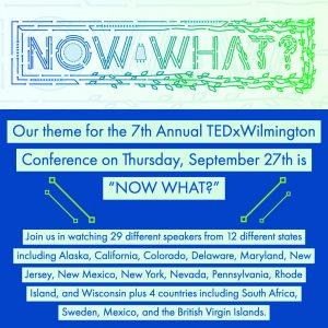 TEDx Wilmington conference