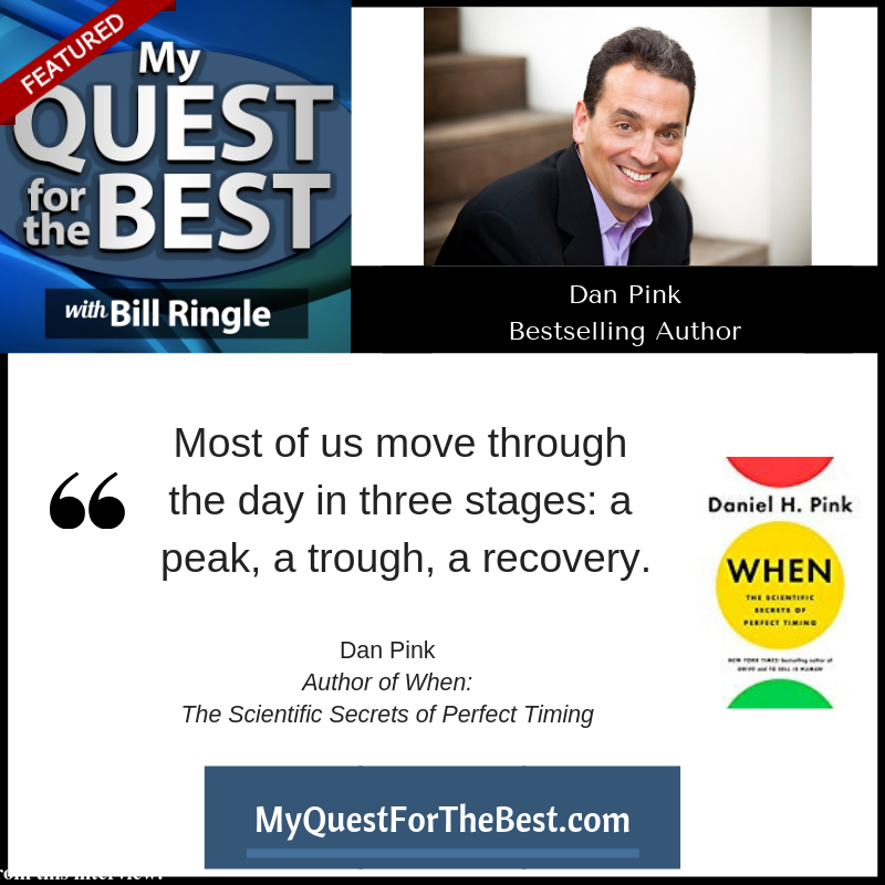 MQ4B Featured Interviews Archives • My Quest for the Best
